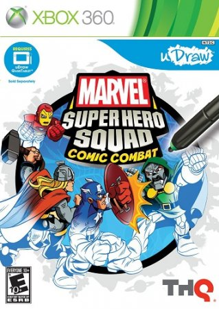 Marvel Super Hero Squad: Comic Combat (2011) XBOX360