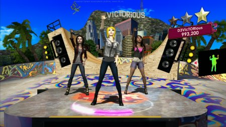 Victorious: Time to Shine (2011) XBOX360