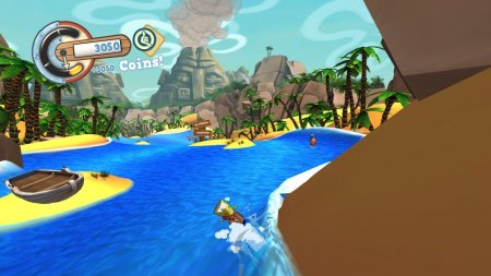 SpongeBob Surf & Skate Roadtrip (2011) XBOX360