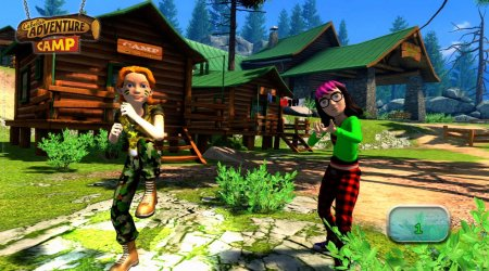Cabela's Adventure Camp (2011) XBOX360