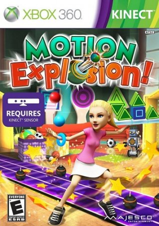 Motion Explosion (2011) XBOX360