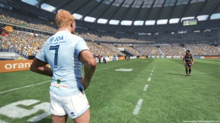 Rugby Challenge (2011) XBOX360
