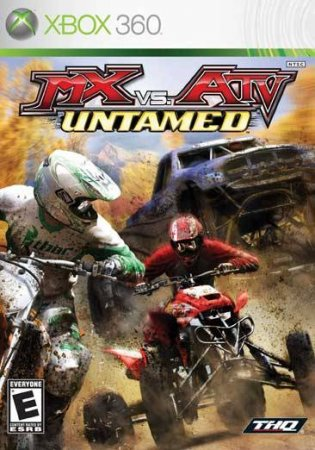 MX vs ATV: Untamed (2008) XBOX360