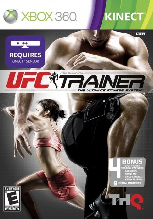UFC Personal Trainer: The Ultimate Fitness System (2011) XBOX360