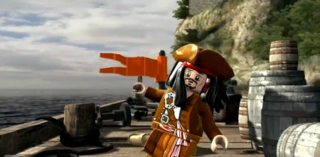 LEGO Pirates of the Caribbean: The Video Game (2011) XBOX360