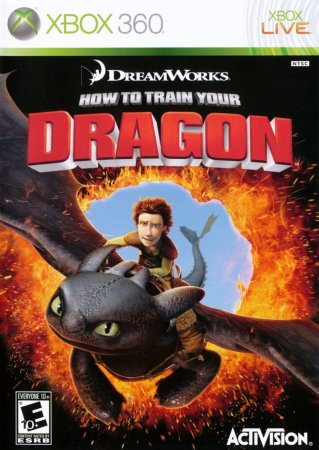How to Train Your Dragon (2010) XBOX360