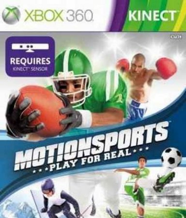 MotionSports (2010) XBOX360