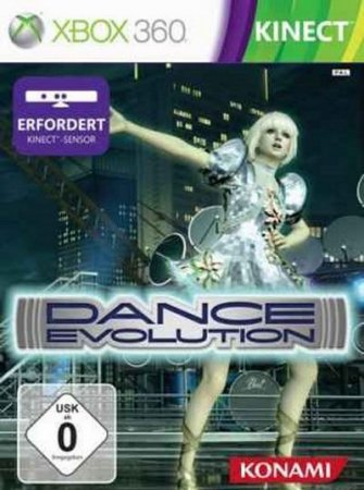 Dance Evolution (2010) XBOX360