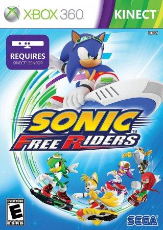 Sonic Free Riders (2010) XBOX360