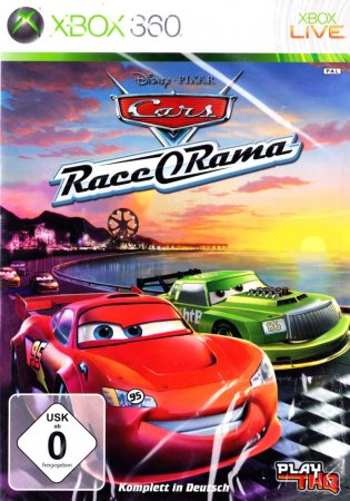 Cars - Race-O-Rama (2009) XBOX360