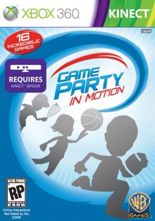 Game Party: In Motion (2010) XBOX360