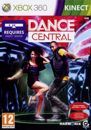 Dance central (2010) XBOX360