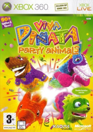 Viva Pinata: Party Animals (2007) XBOX360