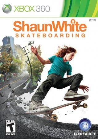 Shaun White Skateboarding (2010) XBOX360