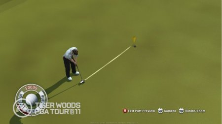 Tiger Woods PGA Tour 11 (2010) XBOX360