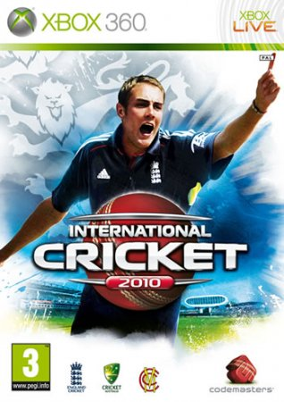 International Cricket (2010) XBOX360