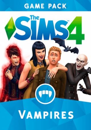 The Sims 4: Вампиры (2017) XBOX360