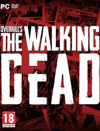 Overkill's The Walking Dead (2017) XBOX360