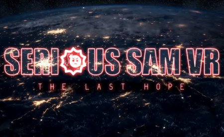 Serious Sam VR: The Last Hope (2017) XBOX360