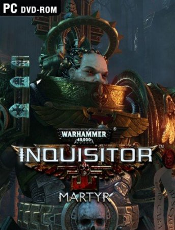 Warhammer 40000: Inquisitor Martyr (2017) XBOX360