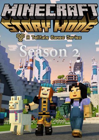 Minecraft: Story Mode Season 2 (2017) XBOX360