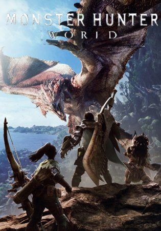 Monster Hunter: World (2018) XBOX360