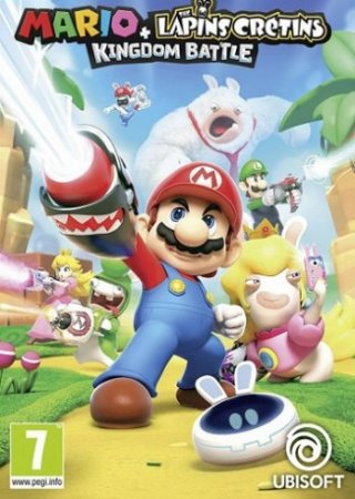 Mario + Rabbids Kingdom Battle (2017) XBOX360