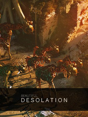 Beautiful Desolation (2017) XBOX360