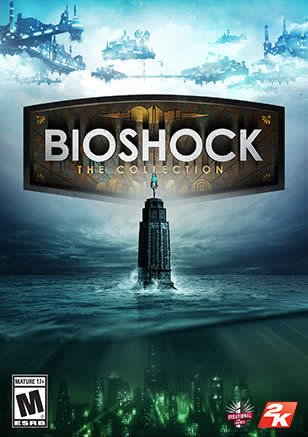 BioShock: The Collection (2017) XBOX360