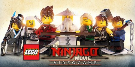 LEGO Ninjago Movie Video Game (2017) XBOX360