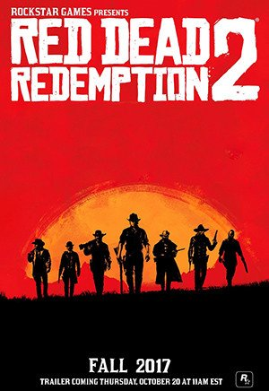 Red Dead Redemption 2 (2017) XBOX360
