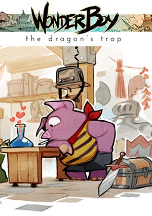 Wonder Boy: The Dragon's Trap (2016) XBOX360