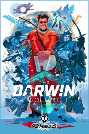 The Darwin Project (2017) XBOX360
