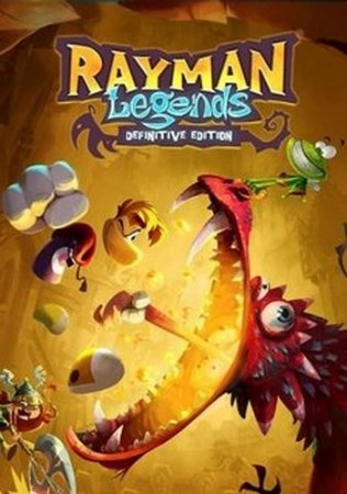 Rayman Legends: Definitive Edition (2017) XBOX360