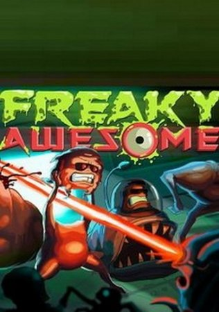 Freaky Awesome (2017) XBOX360