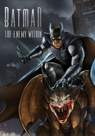 Batman: The Enemy Within - The Telltale Series Episode 2 (2017) XBOX360