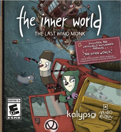 The Inner World: The Last Wind Monk (2017) XBOX360