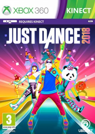 Just Dance 2018 (2017) XBOX360