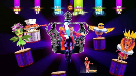 Just Dance 2017 (2017) XBOX360