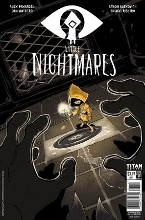 Little Nightmares Secrets of The Maw Chapter 2 (2017) XBOX360