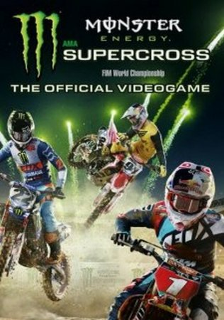 Monster Energy Supercross - The Official Videogame (2018) XBOX360