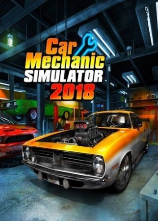 Car Mechanic Simulator 2018 (2017) XBOX360