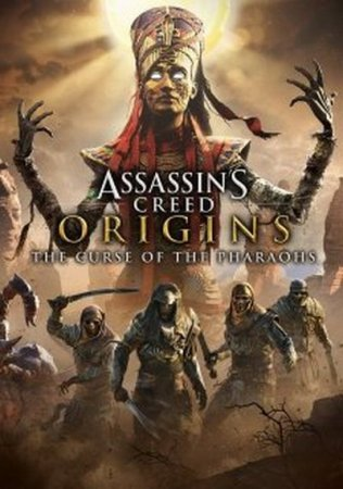 Assassin's Creed Origins: The Curse of the Pharaohs (2018) XBOX360