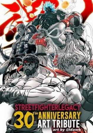Street Fighter 30th Anniversary Collection (2018) XBOX360
