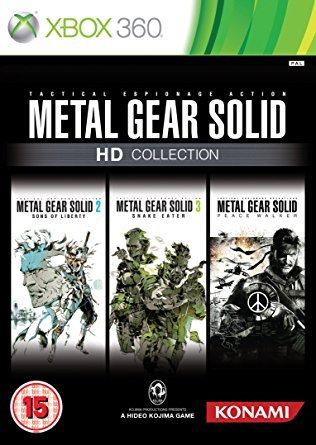 Metal Gear Solid HD Collection (2012) XBOX360