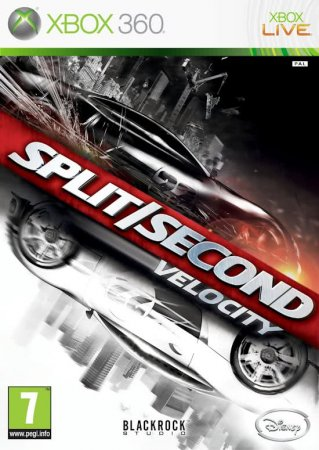Split Second: Velocity (2010) XBOX360