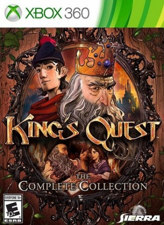 King's Quest - The Complete Collection (2016) XBOX360