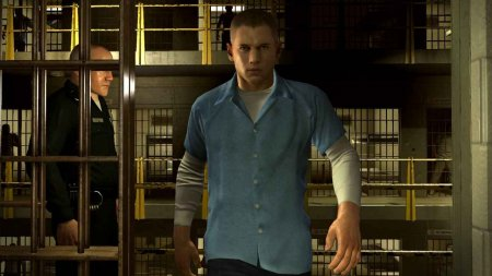 Prison Break: The Conspiracy (2010) XBOX360