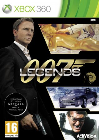 James Bond: 007 LEGENDS (2012) XBOX360