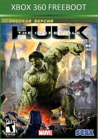 The Incredible Hulk (2008/FREEBOOT)